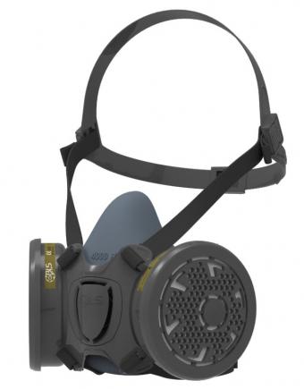 Полумаска BLS 4000R