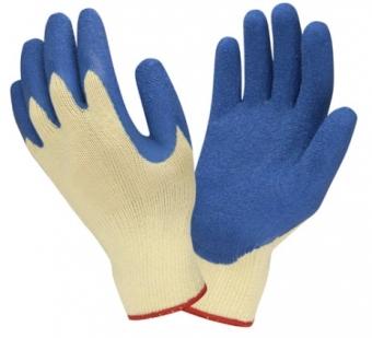 Перчатки, покрытые ПВХ арт.414