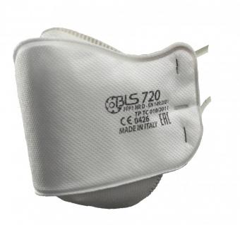 Респиратор BLS 720 FFP1 NR D
