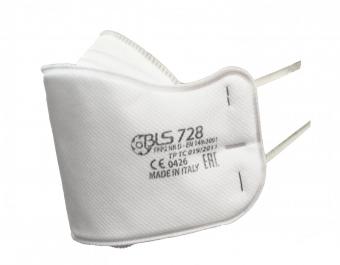 Респиратор BLS 728 FFP2 NR D