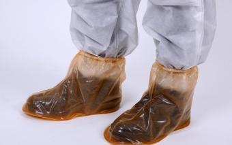 Чехлы пластикатовые на обувь