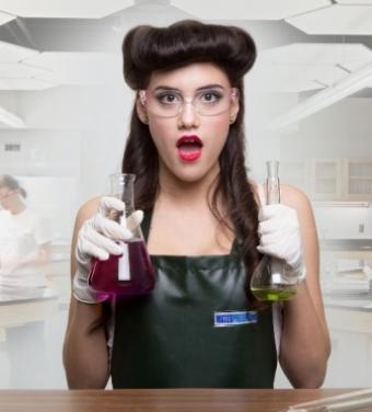 """Фартук «Chemical WPL"""""""