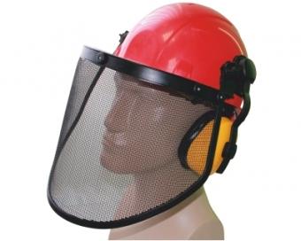Комплект средств защиты головы, глаз, лица и органа слуха КСН64 Favori®T ШТУРМ СТАЛЬ