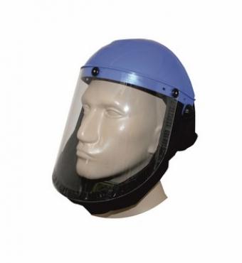 ФСИЗОД с принудительной подачей воздуха CleanAIR, Щиток защитный лицевой НБТ ВИЗИОН